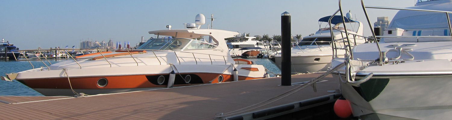 Luxury Marina Destinations
